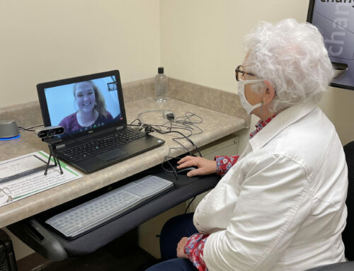 UCDD Aging Team Implementing Telehealth Stations