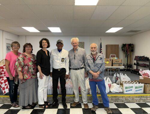 Warren County Online Grocery Shopping Class a Success