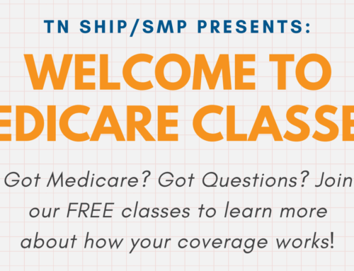 SHIP to Host Free 'Welcome to Medicare' Classes in Overton County