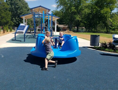 UCDD, City of Baxter celebrate completion of grant-funded park